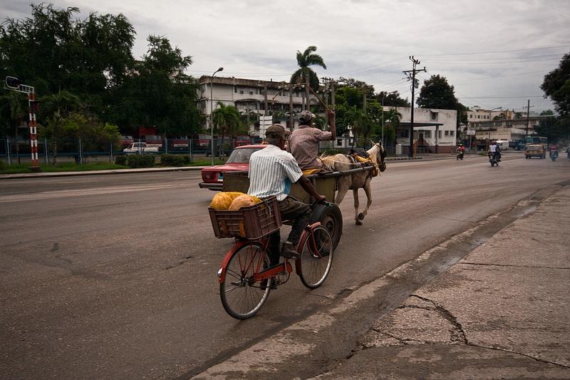 Дорога в Сантьяго-де-Куба / Фото с Кубы
