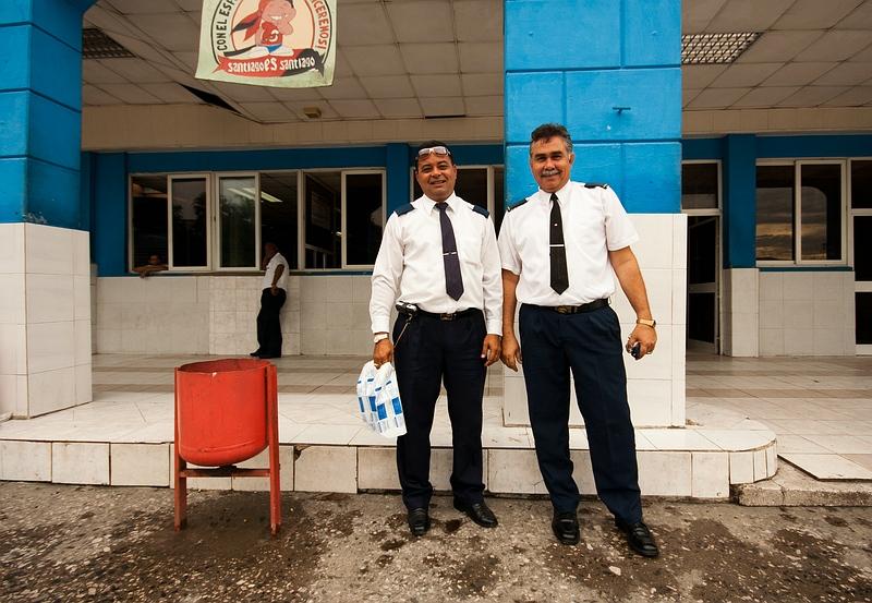 """Водители """"биасулей"""", Куба / Фото с Кубы"""