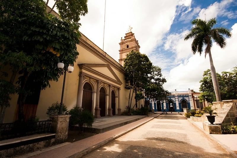 В центре Камагуэя / Фото с Кубы
