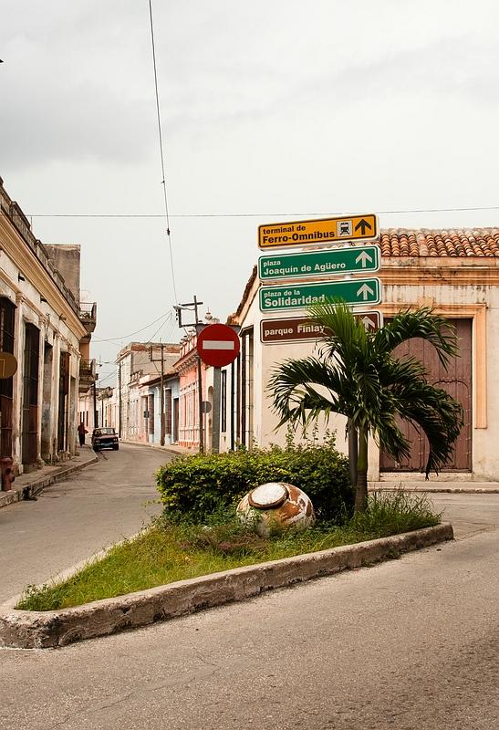 Горшок-tinajon в Камагуэе / Фото с Кубы