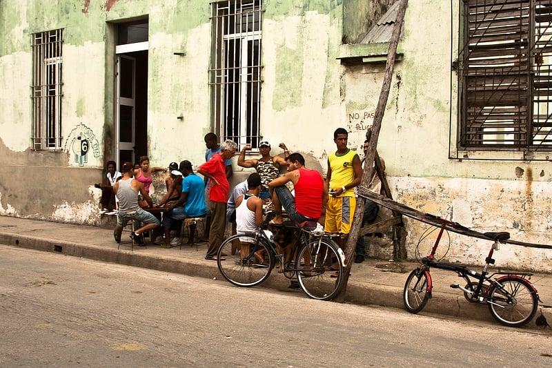 Местные жители, Камагуэй / Фото с Кубы