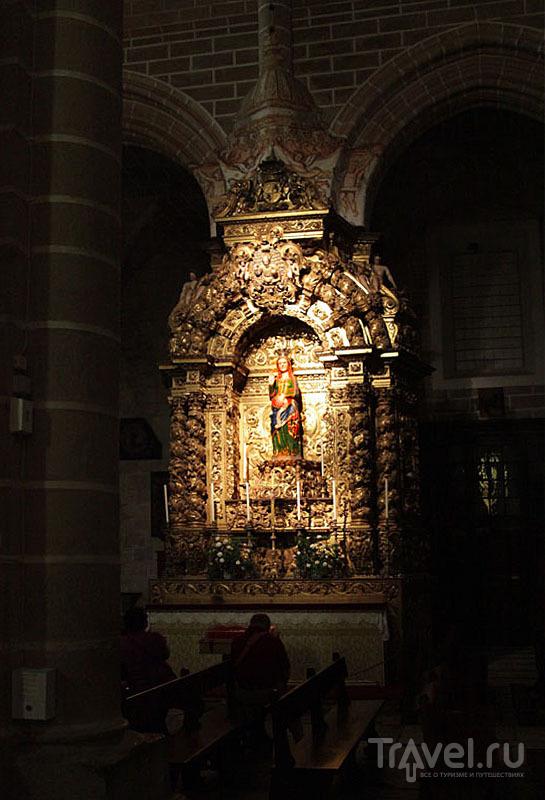 В кафедральном соборе Эворы / Фото из Португалии