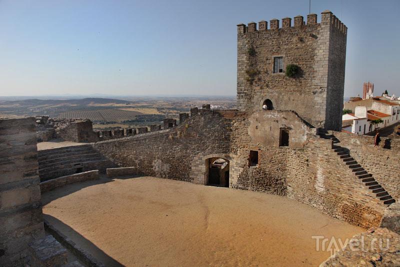 Арена в замке Монсараша / Фото из Португалии