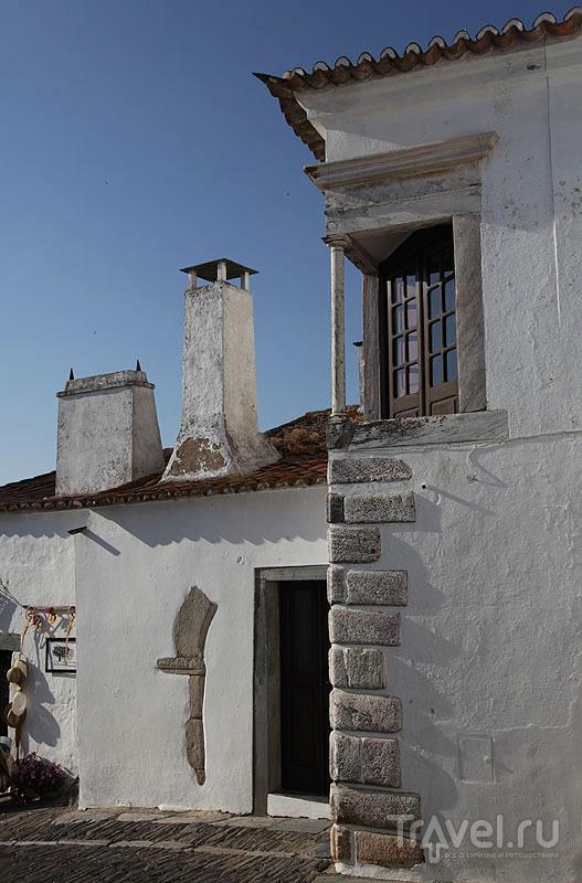 Домики Монсараша / Фото из Португалии