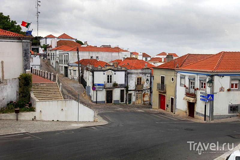 Улочки Палмелы / Фото из Португалии