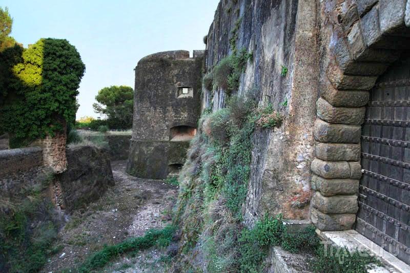 Замок в Вила-Висозе / Фото из Португалии