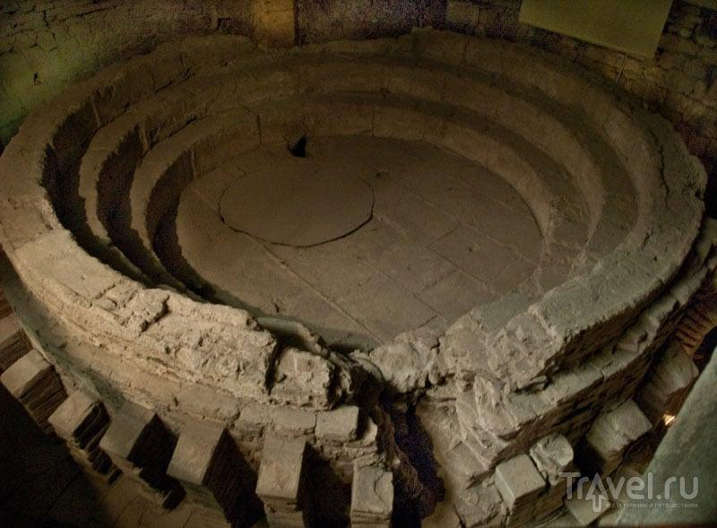 Римские термы в муниципалитете Эворы / Фото из Португалии