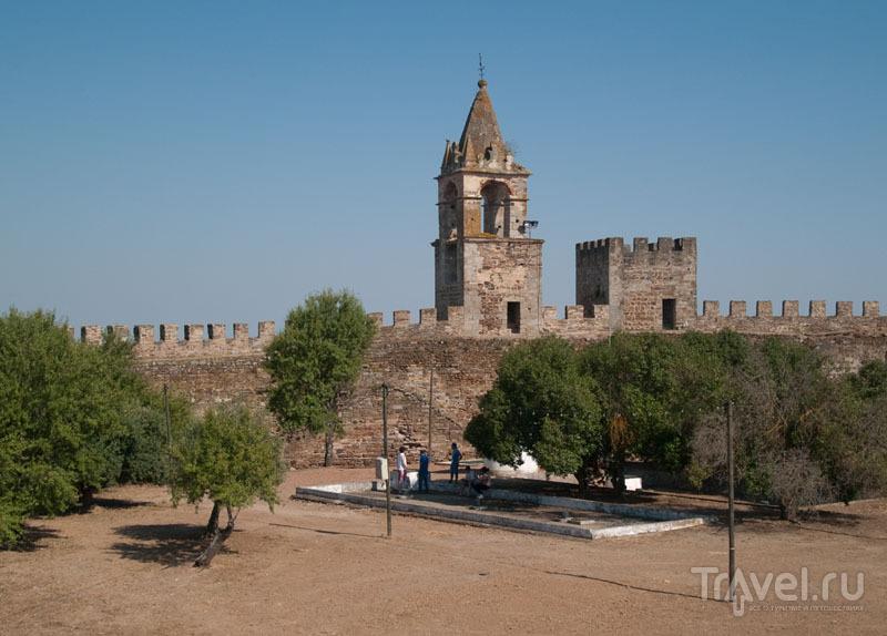 Все, что уцелело от крепости Морана / Фото из Португалии