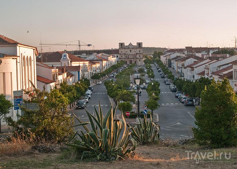Площадь Республики, Вила-Висоза / Фото из Португалии