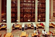 Британская библиотека. Лондон / Великобритания