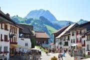 Грюйер / Швейцария
