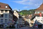 улица / Швейцария