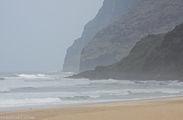 пляж Полихале / США