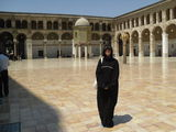 в мечети Омейядов / Сирия