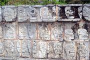 головы / Мексика