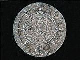 Ацтекский календарь / Мексика