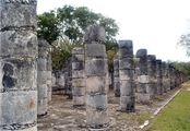 храм воинов / Мексика