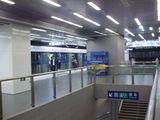 вход в метро / Китай