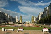 между двух термосов / Казахстан