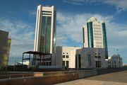 здание Сената Парламента / Казахстан