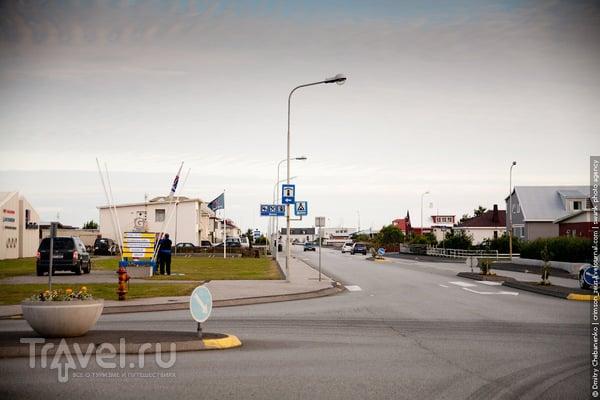 Исландия. Гридавик / Исландия