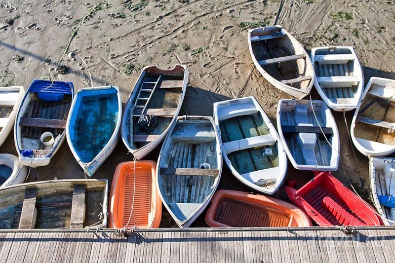 Лодки с острова Джерси / Фото из Великобритании