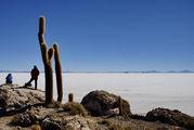 с высоты / Боливия