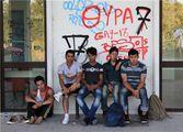 на вокзале в Орестиаде / Греция
