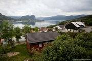 деревушка Оанес / Норвегия