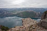 над Люлефьордом / Норвегия