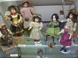 куклы 1880 г. / Швейцария