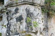 Барельефы на камне / Филиппины