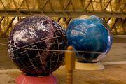 три глобуса / Россия