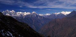вид с Zartwa Og / Непал