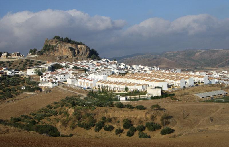 Пейзаж Андалусии, Испания / Фото из Испании
