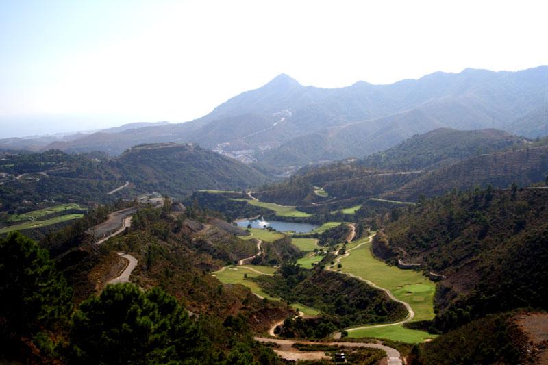 В горах Андалусии, Испания / Фото из Испании