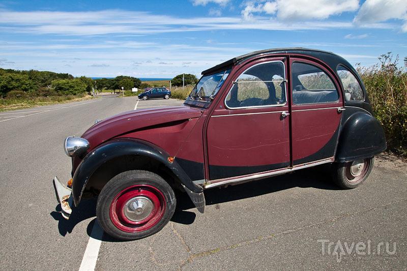 Автомобиль с острова Олдерни / Фото из Великобритании
