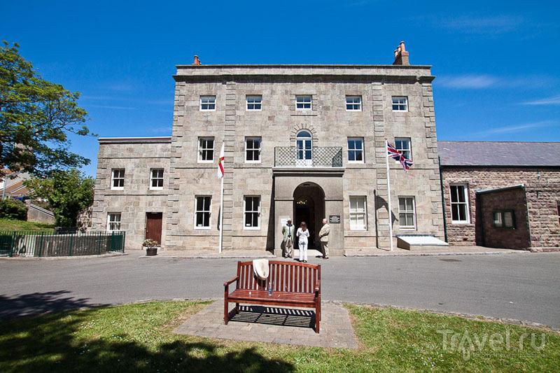 Дом правительства острова Олдерни / Фото из Великобритании
