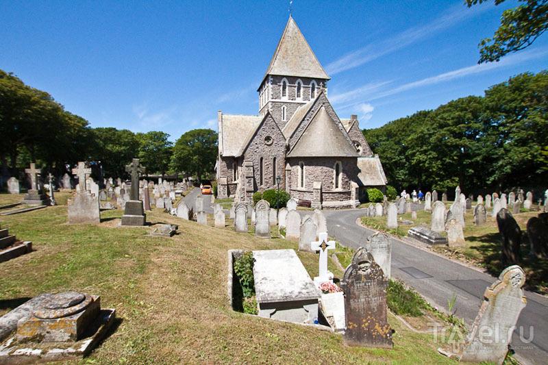 Церковь Святой Анны на острове Олдерни / Фото из Великобритании