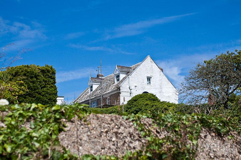 Дом на острове Олдерни / Фото из Великобритании