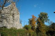 Стена замка / Латвия