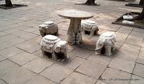 В виде слоников / Китай
