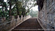 Лестница к кургану / Китай