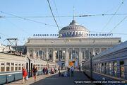Железнодорожный вокзал Одессы / Молдавия