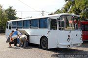Посадка в автобус / Молдавия