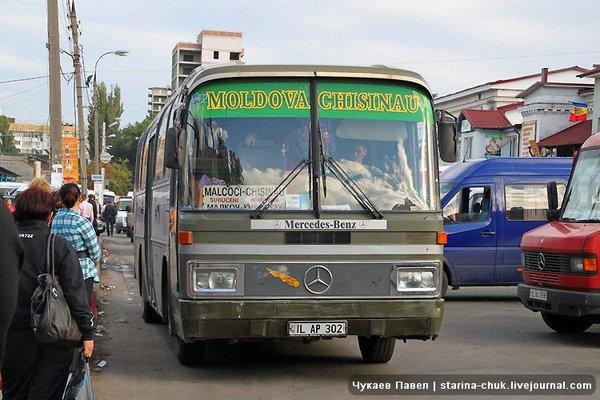 Проезд в междугородном транспорте Молдовы — подорожает