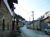 мощеная улица / Албания