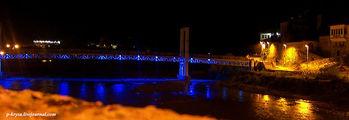 современный мост / Албания