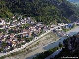 вид из крепости / Албания