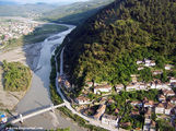 вид на город / Албания